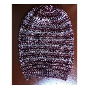 SELLING TOGETHER! Two Beanies (Charlotte Russe)